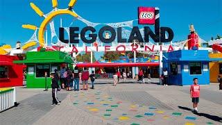 Best Rides At Legoland California