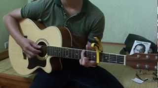 Thu không em - guitar cover - dzez0