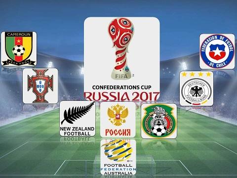 FIFA Confederation Cup 2017 || Confederation Cup 2017 Schedule
