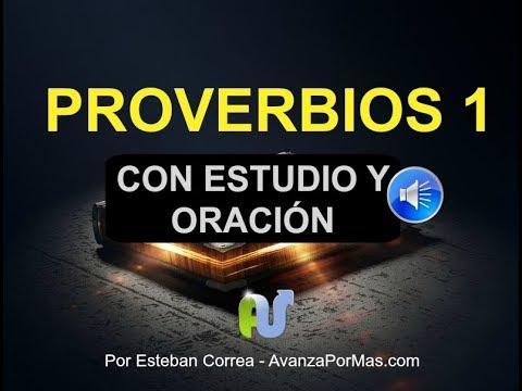 PROVERBIOS 1 Biblia Hablada NTV con Letra, Explicación y Poderosa Oración - Los Proverbios en Audio