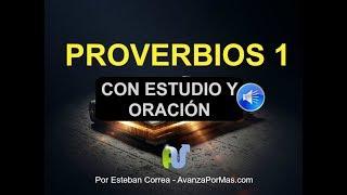 PROVERBIOS 1 Biblia Hablada NTV con Letra, Explicaci贸n y Po...