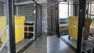 Bin Lift Solutions, Bay Lift Solutions, Loading Bay Lift, Loading Bay Lifts, Waste Lifts, UK