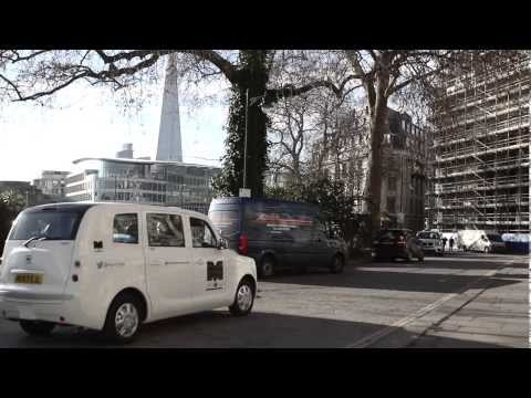 All-new Range Extended Electric Metrocab taxi for London | AutoMotoTV