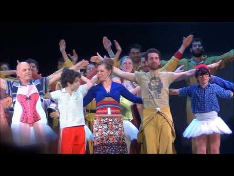 Billy Elliot: curtain call 15 marzo Milano
