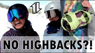 No Highbacks?!
