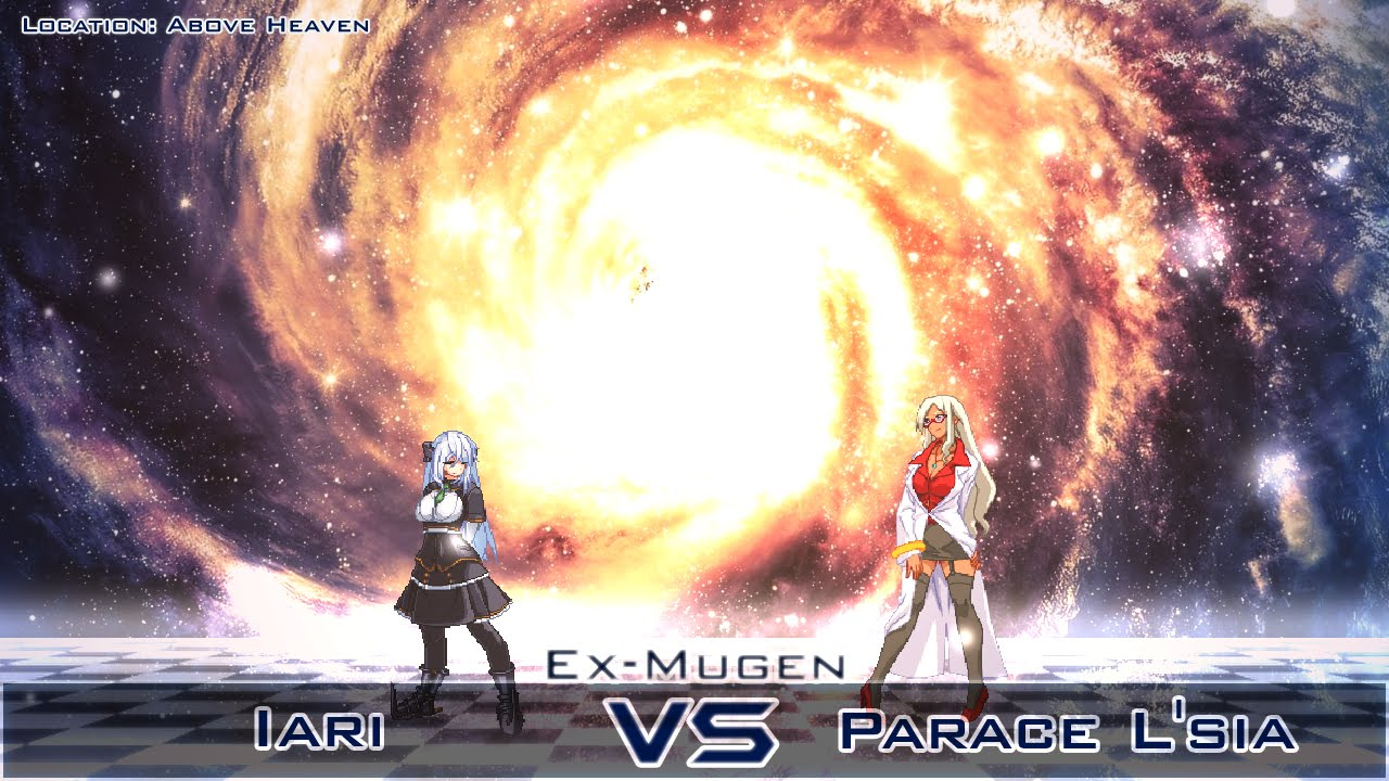 Ex - Above Heaven - [ CHARS & STAGES ] - Mugen Free For All
