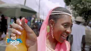 Tigo Fiesta Indian Song  Meena Ally Mbwiga Kicheko Babuu wa Kitaa