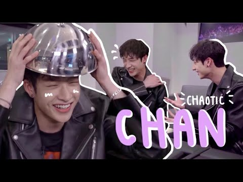 Download The 'C' in Chan stands for chaotic | Stray Kids