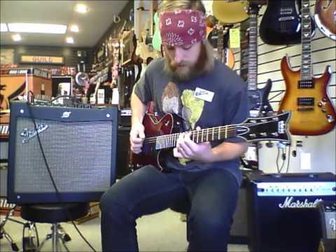 Murphy's Guitars Fender Mustang II product demo