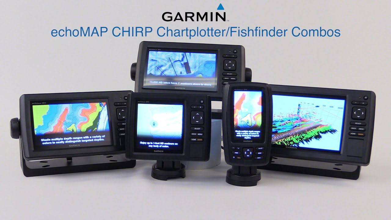 garmin echomap chirp chartplotter/fishfinder combos - west marine, Fish Finder