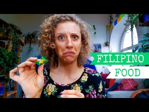 Eating Filipino Food | in Amsterdam | Philippines series 2017 Full HD