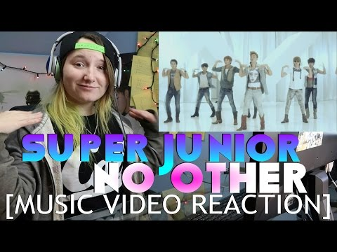 Super Junior - No Other [MUSIC VIDEO REACTION]