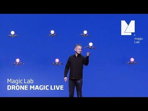 Drone Magic Live