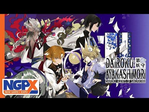 Dairoku: Agents of Sakuratani - Official NGPX Teaser Trailer