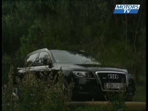 Car test AUDI Q5