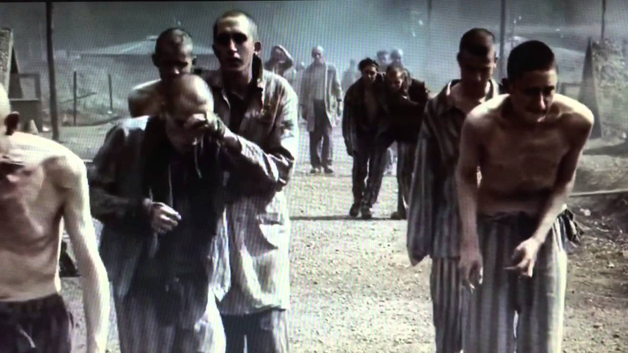 Band Of Brothers Concentration Camp Final History