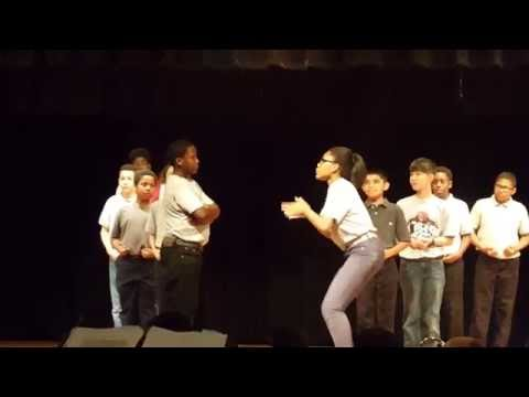 Lehigh Acres Middle School Elite Bruins Steppers by FGCU Alphas (Part 2 of 2)