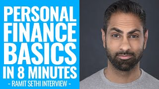 Personal Finance Basics In 8 Minutes With Ramit Sethi