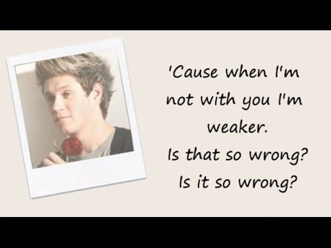 Strong - One Direction (Lyrics) || March 12, 2014