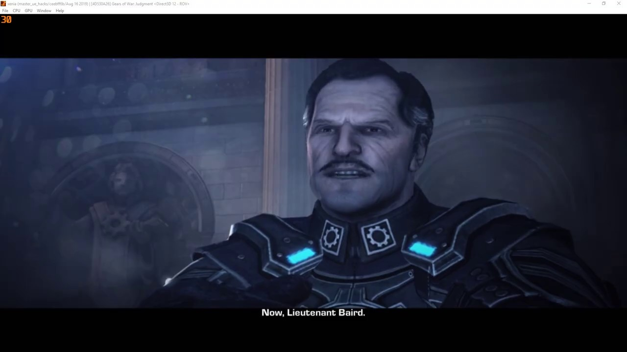 Here is your first look at Gears of War 2, 3 & Judgement