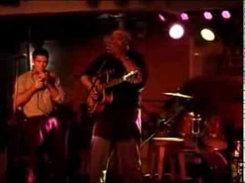O'Donel Levy aka OD -  at Bernies Singapore 2000