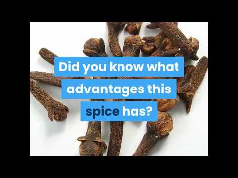 2 cloves per day for natural cures home remedies & amazing health benefits. Eating raw cloves daily.