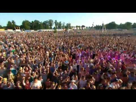 Example - We'll Be Coming Back [Live V Festival 2012] - Hylands Park, Chelmsford