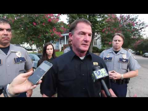 Superintendent of Louisiana State Police talks about Sunday's protests