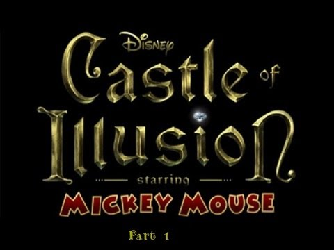 Download Let's Play Castle Of Illusion 2013:Part 1-RUN!