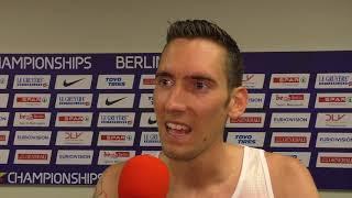 OT EM Berlin Andreas Vojta 5000m