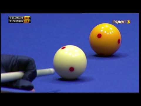 20è Trofeu Internacional Ciutat de Barcelona SuperFinal Blondahl vs Caudron