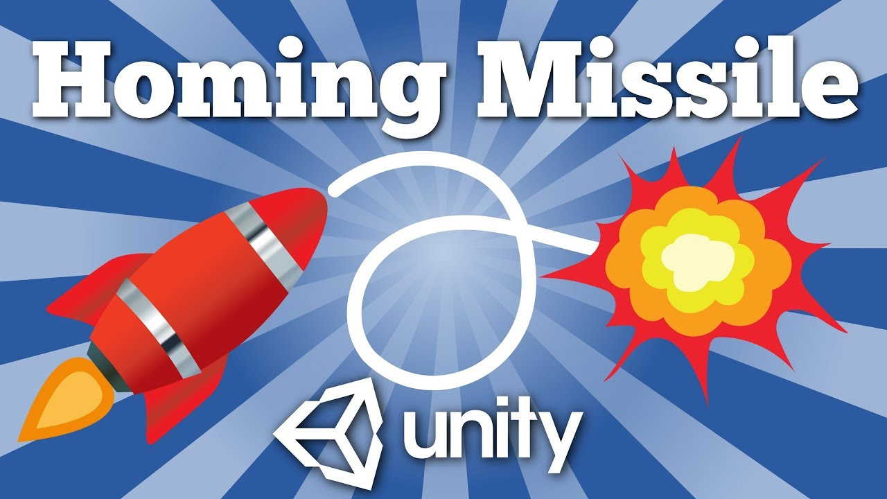 How to create a Homing Missile in 2D Unity game? Simple way