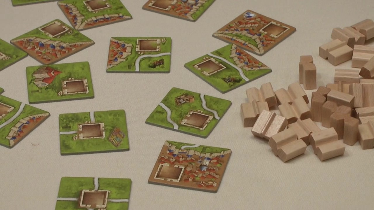 Carcassonne 2 Erweiterung