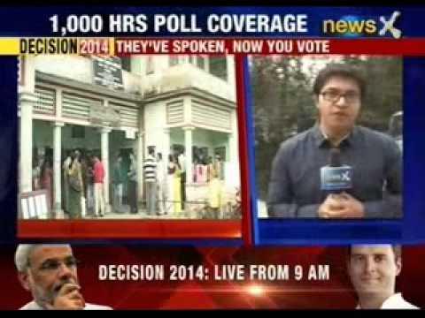 2014 Lok Sabha Election: Six seats in Assam, Tripura vote today