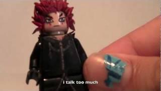 LEGO Axel Kingdom Hearts 2