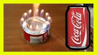 Video Coke Can The Perfect Alcohol Stove cocacola ♻ download MP3, 3GP, MP4, WEBM, AVI, FLV Januari 2018