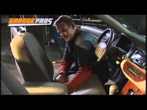 Coverking Seat Covers Installation C37cscrh3 Youtube