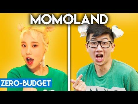 K-POP WITH ZERO BUDGET MOMOLAND- Bboom Bboom