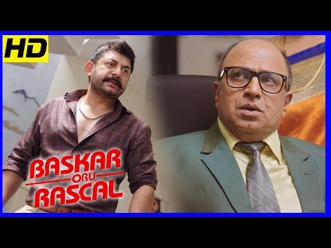 Arvind Swamy New Movie | Bhaskar Oru...