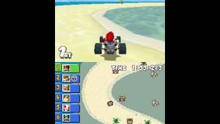 Mario Kart DS (NDS Gameplay)