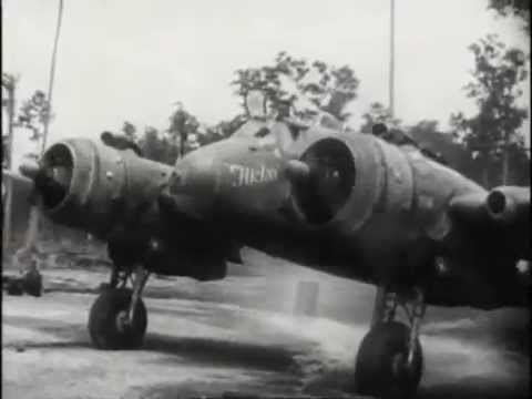 RAAF No 30 Squadron Beaufighter coded LY New Guinea