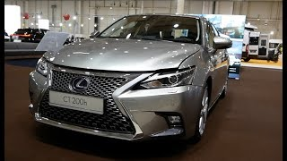 2020 New Lexus CT 200h Exterio…