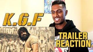 KGF Trailer Reaction & Review | Yash | PESH Entertainment