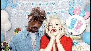 MADONNA WANTED TO HAVE TUPAC'S BABY 👶🏽🍼