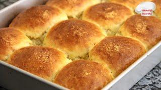 Тесто для бриошь ЗА 5 МИНУТ в день .ТЕСТО БЕЗ ЗАМЕСА. Тесто для булочек. Ну очень вкусное!!!!