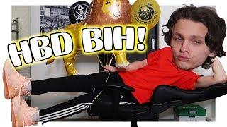 день рождения bih *я не знаю как назвать это видео лол хай*