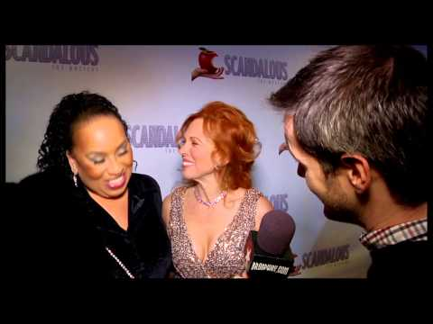Carolee Carmello, Kathie Lee Gifford and the Stars of