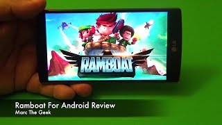 Ramboat For Android Review