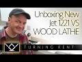 Jet 1221VS Lathe Review Midi Wood Turning
