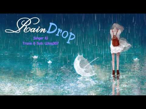 [vietsub+kara] IU- Raindrop ( Jap Ver)